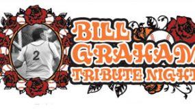 Bill Graham Tribute Night 2017