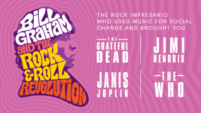 Bill Graham, the Rock 'n' Roll Pioneer Who Escaped Nazi Germany