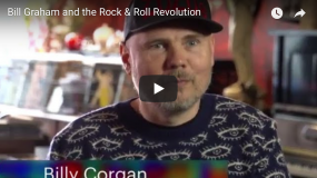 Bill Graham and the Rock & Roll Revolution: Watch the video!