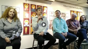 Bill Graham and the Rock & Roll Revolution Opening Reception — at Florida Holocaust Museum